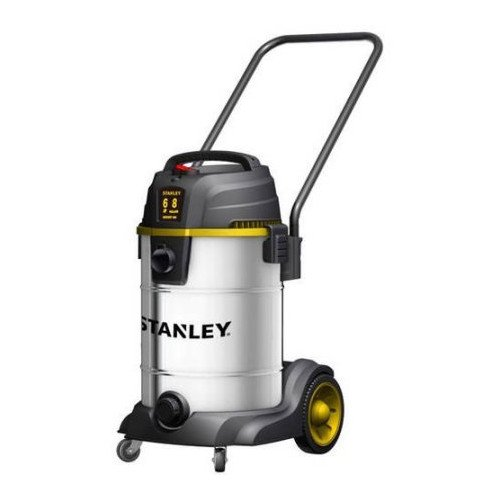Stanley SL18402-8B 6.0 Peak HP 8 Gallon S.S. - Stainless Steel Wet Dry Vac