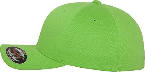 Para Adultos 6277 Flexfit Verde Fresh Unisex Gorra Green PAHwEqa