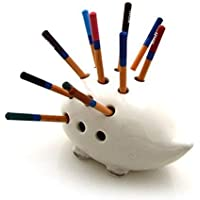 Porcupine/Hedgehog Pencil Holder
