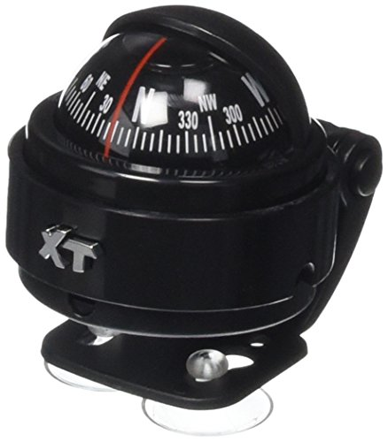 Custom Accessories 25212 Onyx Illuminated LED Compass
