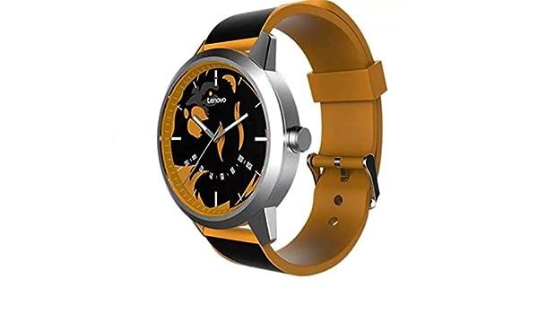 Lenovo Watch 9 Cuarzo Smartwatch 5ATM -Unisex- Resistente al ...