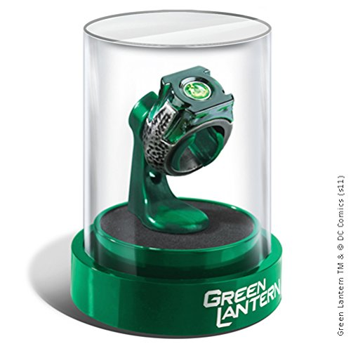 Noble Collection Green Lantern Prop Ring Display Buy Online In