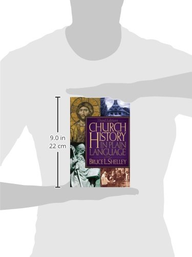Church History in Plain Language, 3rd Edition by Thomas Nelson Inc