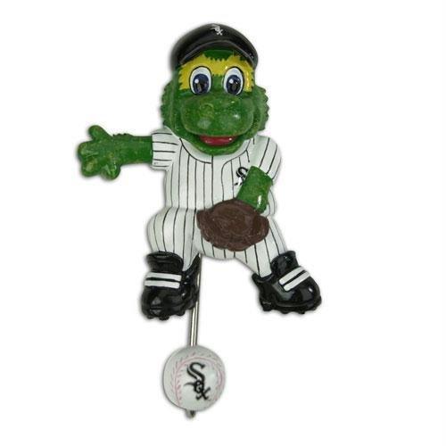 MLB Chicago White Sox Mascot Wall Hook ()
