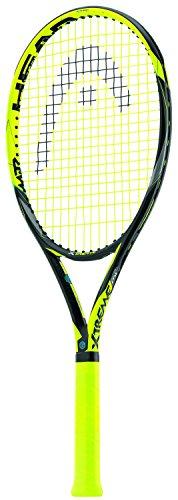 HEAD Graphene Touch Extreme MP 4 3/8 Unstrung Tennis Racquet (Best Tennis Racquet For Intermediate Player 2017)