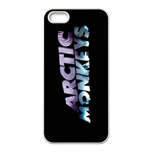 SevenArc? Phone Cover iPhone 5 5s Case Arctic Monkeys band Rock band music