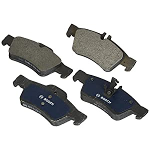 Bosch BP1424 QuietCast Premium Semi-Metallic Rear Disc Brake Pad Set