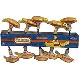 Beatles/Yellow Submarine Kurt Adler 10-Light Yellow Submarine Light Set, 11-Feet