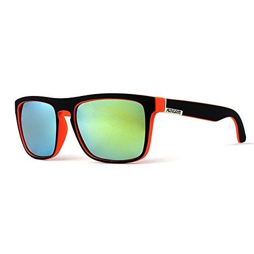 Que Europa de Al Unidos De Colocan Sol Sol De Deportes Coloridas Estados para De Gafas LBY Los Aire Los Sol De Polarizadas Caja Cristales Gafas Libre De C1 Gafas C11 Y Color La De Hombre FU0Wwzfqx