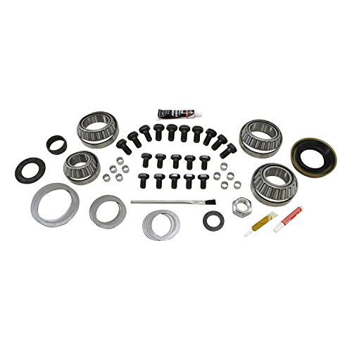 (Yukon Gear & Axle (YK D44-JK-RUB) Master Overhaul Kit for Jeep JK Rubicon Dana 44 Rear Differential)