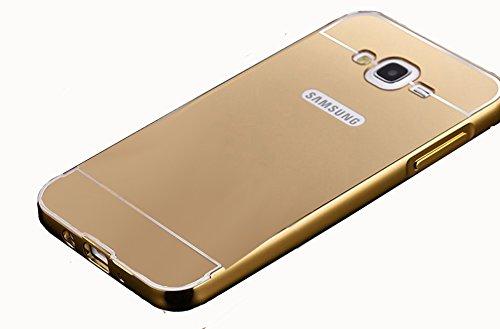 newest 85f02 792cb CEDO Premium Luxury Metal Bumper Acrylic Mirror Back Cover Case For ...