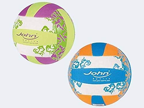 Pelota de voleibol con diferentes patrones, Neopren Sunshine ...