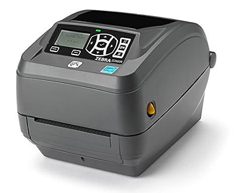 Zebra ZD500R - Impresora de Etiquetas (Térmica Directa ...