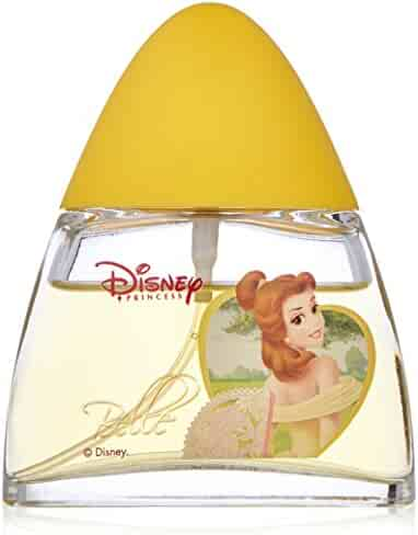 Disney Kids Eau de Toilette Spray, Belle, 1.7 Ounce