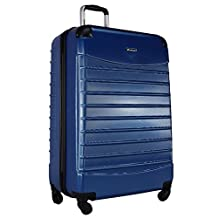 Ciao Voyager Hardside Luggage Spinner Wheeled 28-inch Suitcase