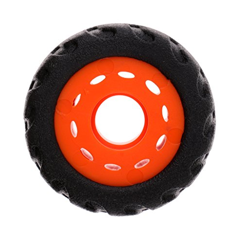 MonkeyJack Longboard Mountainboard Rubber Wheel, 70mm