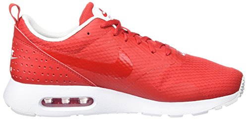 Nike Air Max Tavas - Tobillo bajo Hombre Rojo (University Red / University Red / White)