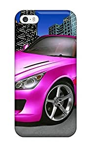 For Jeremy Myron Cervantes Iphone Protective Case, High Quality Case For Sam Sung Note 4 Cover Tuned Concept Pink Car Skin Case Cover