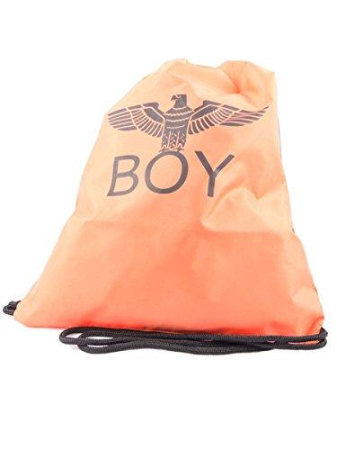 única para Bolso Talla Poliéster hombre London Arancione hombro de Boy al BqznxqU