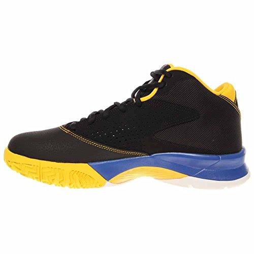 Nike Jordan Court Vision 99 Sneakers Da Uomo Nero / Bianco / Royal / Varsity Da Basket Nere