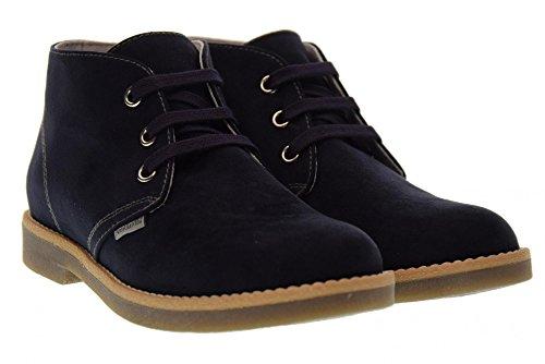 NERO 31 Schuhe geschnürt Junior A734431M Blau 200 GIARDINI 34 pAqr7wp1