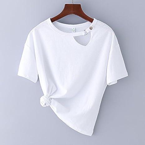 xing xiao Camisetas para Mujer Verano Y Ropa De Cama De Algodón De ...