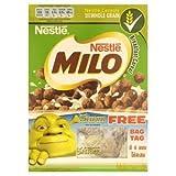 Chocolate Milo Whole Grain Cereals 170 G(2 Packs)