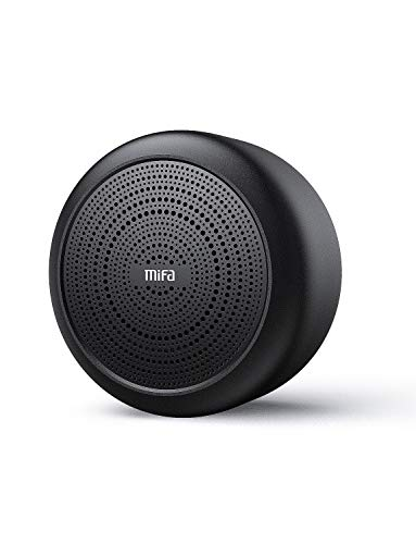 Bluetooth Speaker, MIFA i8 Portable Speaker with HD Sound / Bluetooth 4.2 / TWS Support, for iPhone/ipad/Tablet/Laptop/Echo dot (Black)