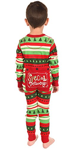 LazyOne Kid's Special Delivery Flapjack Onesie