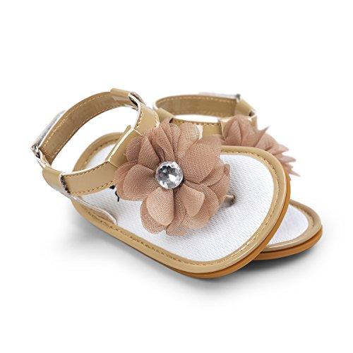 17129ccc Zapatos de Bebé, Morbuy Zapatos Bebe Primeros Pasos Verano Recién nacido  0-18 Mes