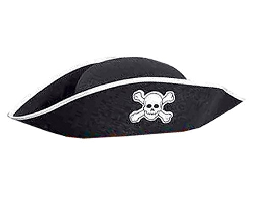 Forum Novelties Hat - Pirate Felt Accessory White]()