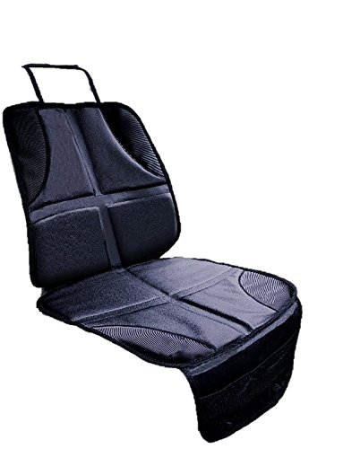 car seat protector car seat cover pad for child and baby car import it all. Black Bedroom Furniture Sets. Home Design Ideas