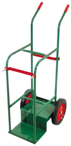 Shark 14481 Tandem Cylinder Cart, 17-Inch Wide For 122 Cu...