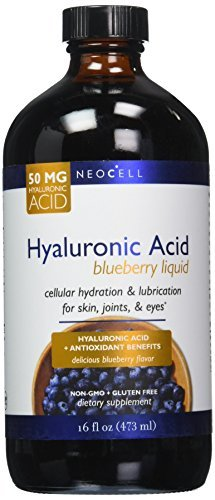 x NeoCell Laboratories Hyaluronic Acid - Blueberry Liquid - 16 oz by Neocell