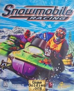 (Snowmobile Racing)