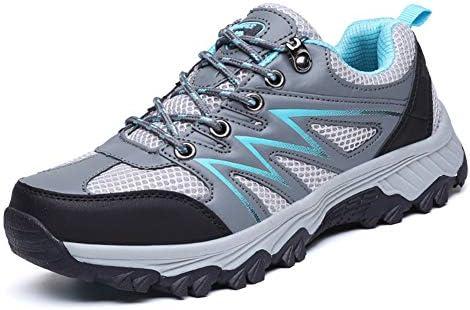 トレッキングシューズ 登山靴 男女兼用 ウォーキングシューズ 防水 防滑 大きいサイズ