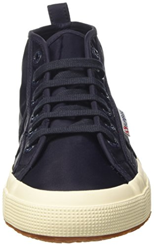 New Baskets A10 Hautes Bleu Superga Off 2754 Nylm Navy Homme White f Ht16xEqxWw