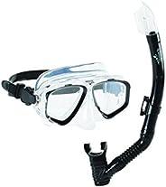 Speedo Adult Adventure Mask Snorkel Set