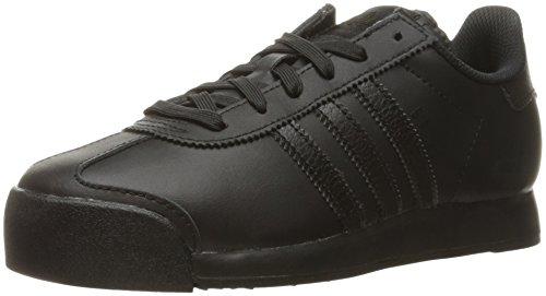 Zapatillas Adidas Originals Para Hombre Samoa Retro Black / Black / Black