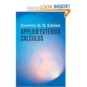 Applied exterior calculus Dominic G.B. Edelen