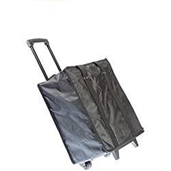 SE JT918TCB-WW Trolley Case with Wheels for Jewelry