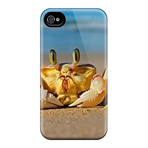 New Arrival Beach Crab NhY16506ThhD Cases Covers/ 6 Iphone Cases