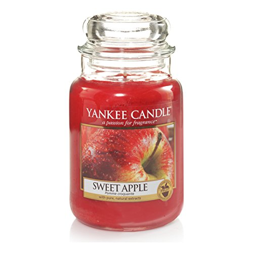 Sweet Apple - Candle Red Spanish