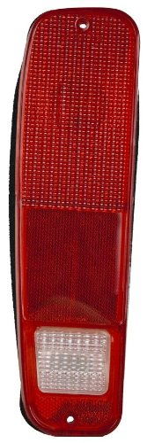 OE Replacement Ford Bronco/Econoline Van/Pickup Driver Side Taillight Assembly (Partslink Number FO2800101)