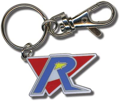 Great Eastern Entertainment Megaman X4 Repliforce Keychain