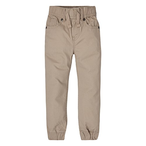 Levi Elastic Waist Jeans - 8