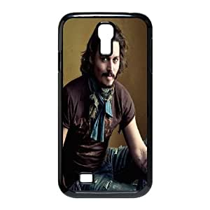 Samsung Galaxy S4 9500 Cell Phone Case Black Johnny Depp Q6C1WD