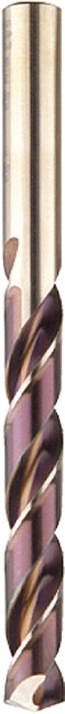 Precision Twist HX18 23 Jobbers Length Drill Purple and Bronze HSS Pack of 12 Size 29