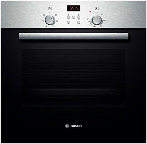 Bosch HBN532E0F - Horno (Horno eléctrico, 67 L, 3600 W, 67 L ...