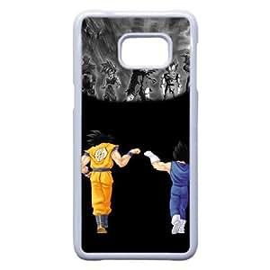 Samsung Galaxy Note 5 Edge case , dragon-ball-z Samsung Galaxy Note 5 Edge Cell phone case White-YYTFG-20323